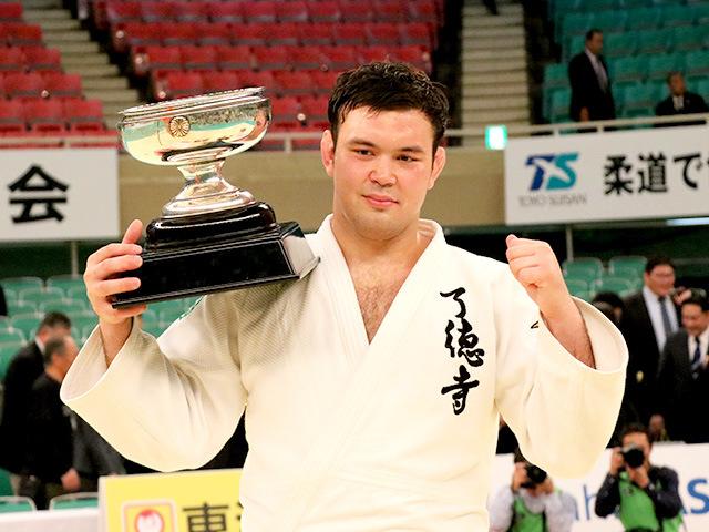 平成31年全日本柔道選手権大会 表彰式
