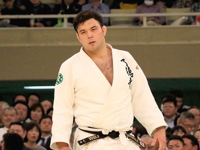平成31年全日本柔道選手権大会 4回戦 王子谷剛志 vs ウルフアロン�@