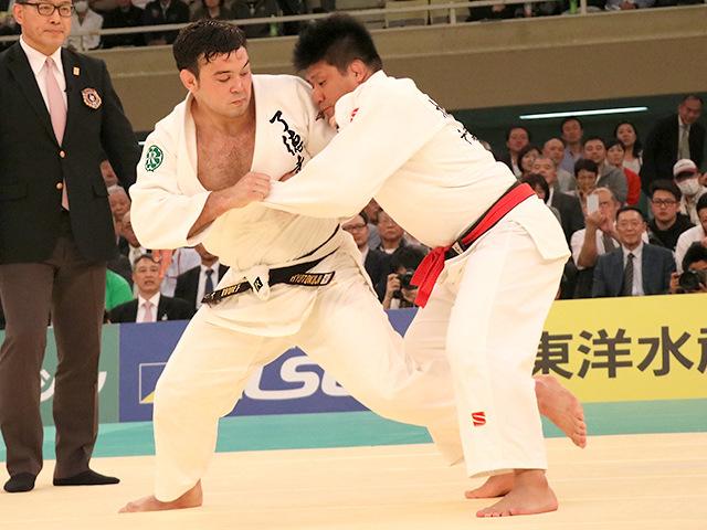 平成31年全日本柔道選手権大会 決勝戦 加藤博剛 vs ウルフアロン�A
