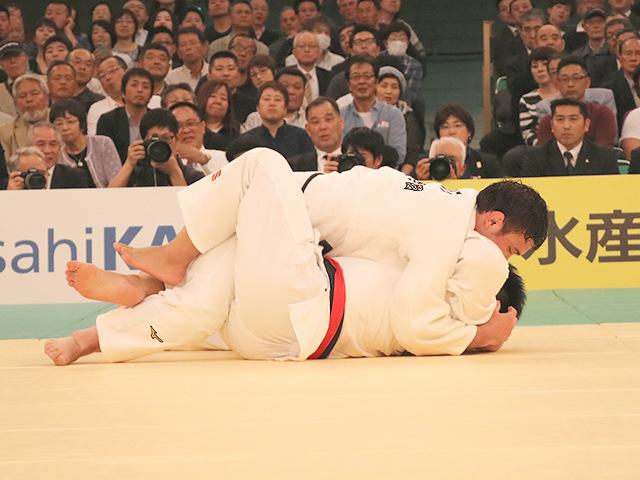 平成31年全日本柔道選手権大会 決勝戦 加藤博剛 vs ウルフアロン�D