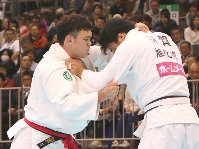 平成31年全日本選抜柔道体重別選手権大会 男子100kg級 決勝戦 ウルフアロン vs 羽賀龍之介�A
