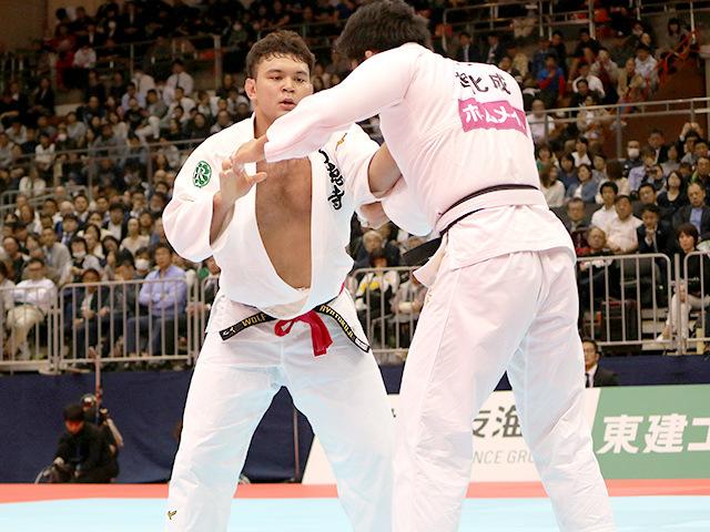 平成31年全日本選抜柔道体重別選手権大会 男子100kg級 決勝戦 ウルフアロン vs 羽賀龍之介�B