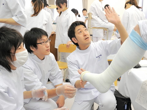 米田柔整専門学校:6月の学校説明会の日程