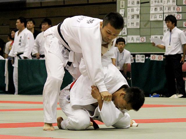 2回戦 野村忠宏vs阿部泰博�C