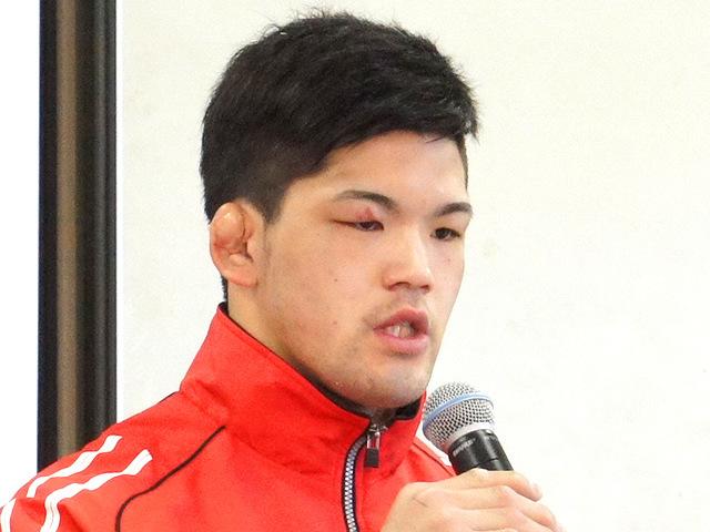 男子73kg級 大野将平(旭化成)