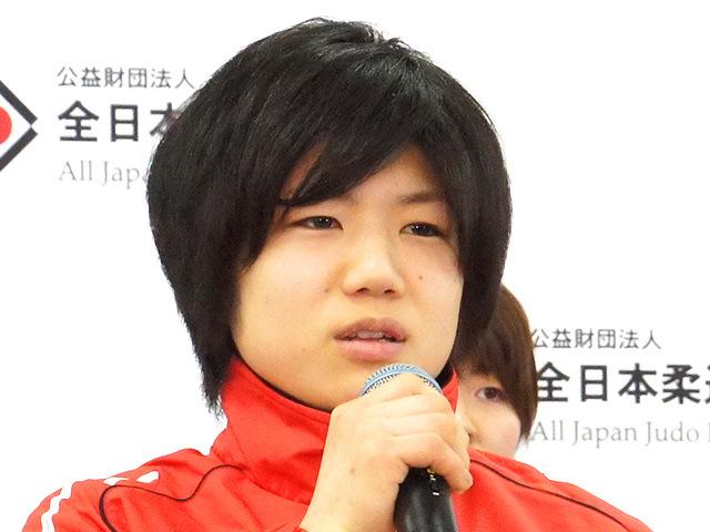 女子52kg級 中村美里(三井住友海上)