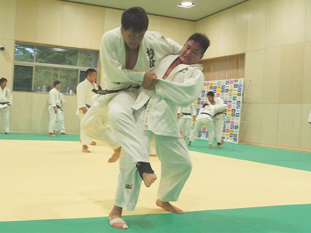 90kg級・ベイカー茉秋