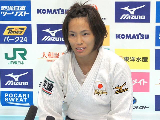 女子57kg級 松本薫(ベネシード)