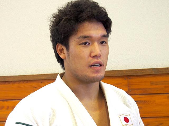 男子100kg級 羽賀龍之介(旭化成)