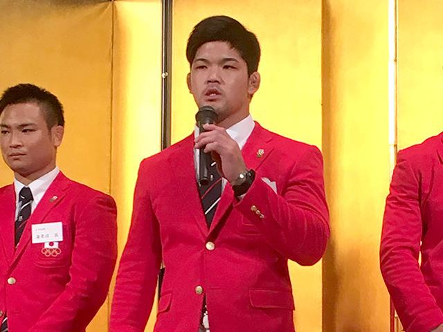 男子73kg級金メダリスト 大野将平