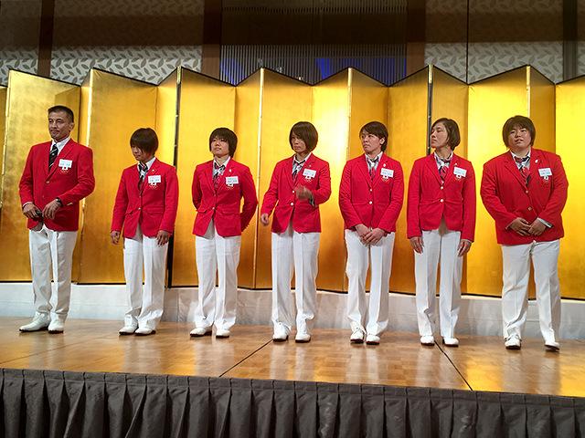 柔道女子日本代表