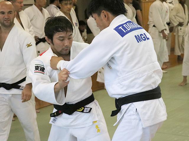 男子60kg級 高藤直寿選手(パーク24)�A