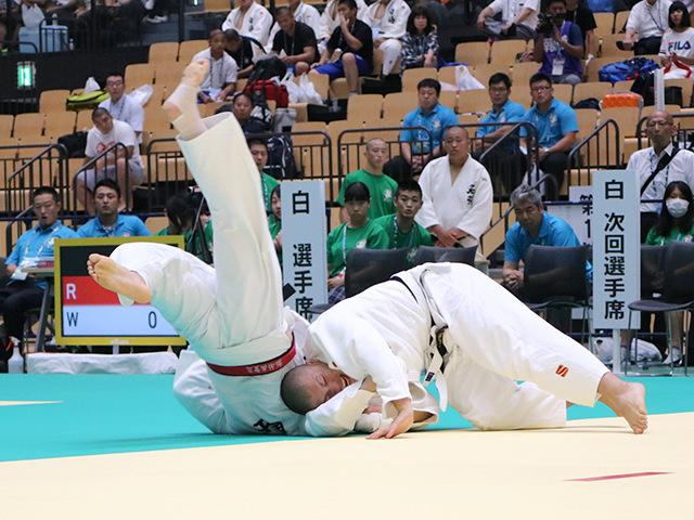 男子決勝戦 天理高校vs国士舘高校�@