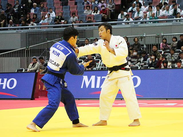 男子60kg級 2回戦 高藤直寿 vs W.KIM