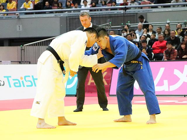 男子73kg級 決勝戦 海老沼匡 vs 大野将平�@