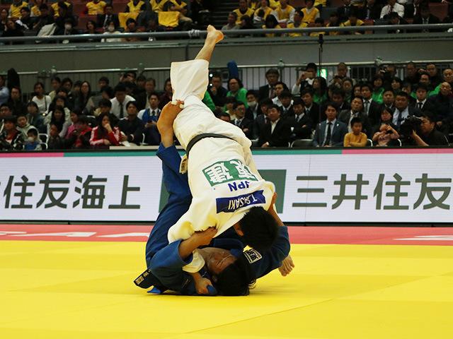 男子81kg級 決勝戦 佐々木健志 vs 小原拳哉�@