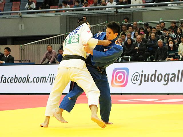 男子90kg級 2回戦 ベイカー茉秋 vs T.TEJENOV