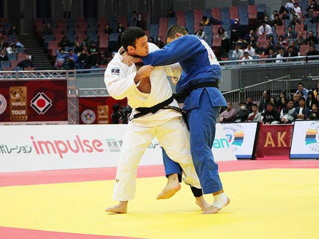 男子100kg級 決勝戦 ウルフアロン vs S.ELNAHAS�@