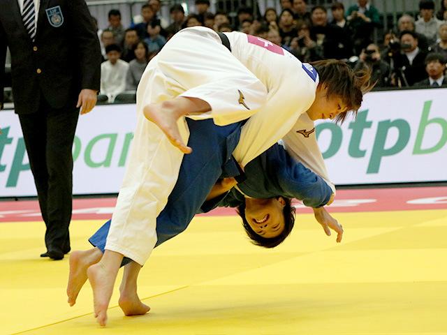 三連敗中だった角田夏美からの勝利