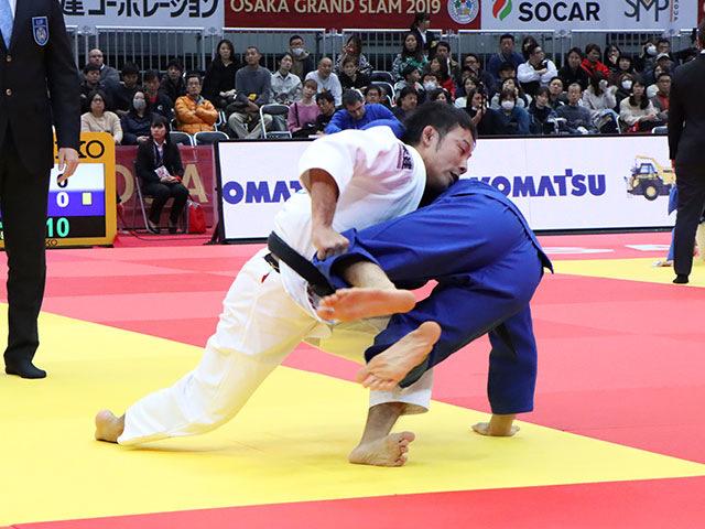 男子60kg級 高藤直寿 vs 青木大