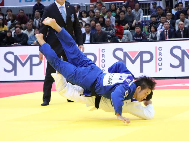 男子60kg級 永山竜樹 vs 高藤直寿