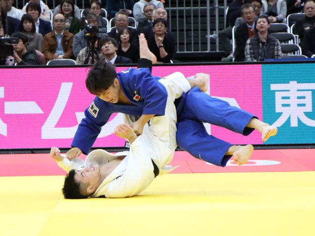 男子66kg級 相田勇司 vs 阿部一二三