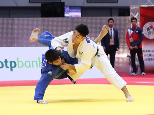 準々決勝戦 友清光 vs K.RASULOV