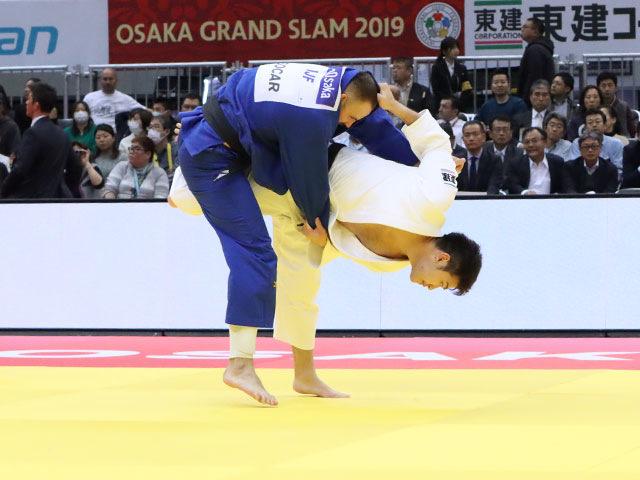 2回戦 飯田健太郎 vs K.BAUZA