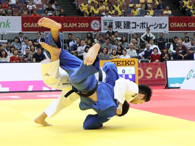 3位決定戦 飯田健太郎 vs M.KHURRAMOV