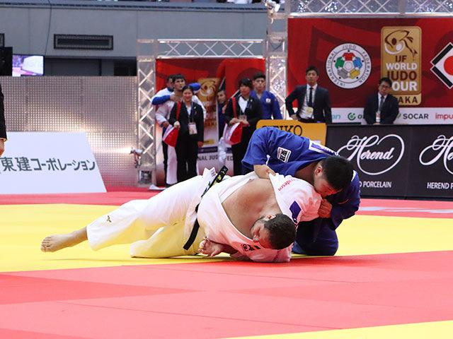 準々決勝戦 香川大吾 vs R.SILVA
