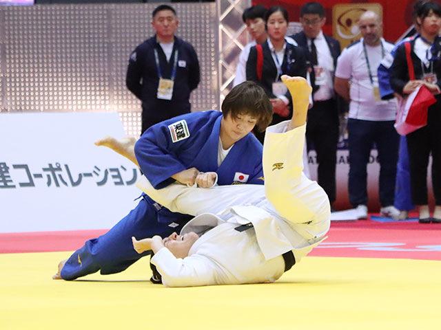2回戦 和田梨乃子 vs M.AGUIAR