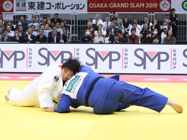 準決勝戦 素根輝 vs 冨田若春②