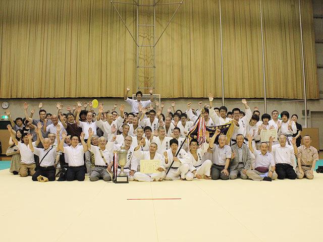 男子優勝:東北大学�B