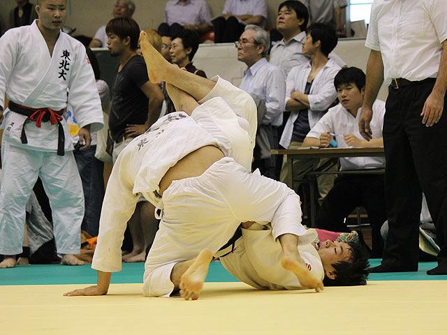 準決勝 東北大学vs北海道大学�C