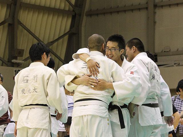 決勝 名古屋大学vs東北大学�G