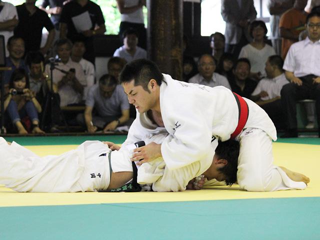 準決勝 大阪大学vs北海道大学�@