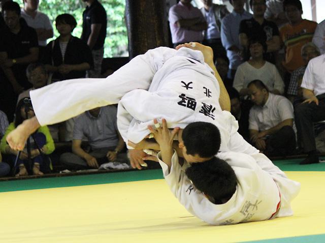 準決勝 大阪大学vs北海道大学�D