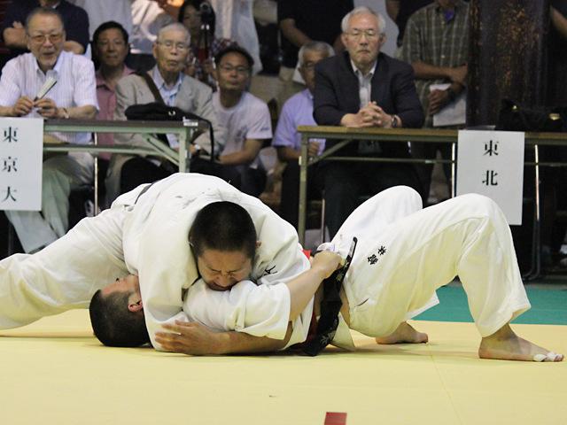 準決勝 東北大学vs東京大学�D