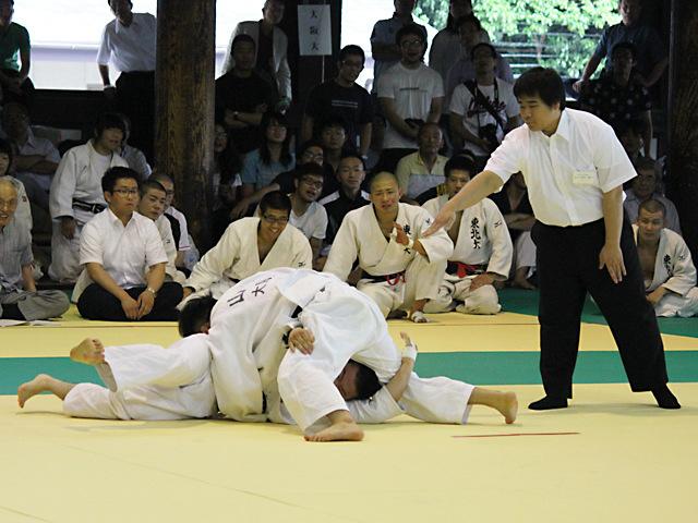 決勝 大阪大学vs東北大学�E