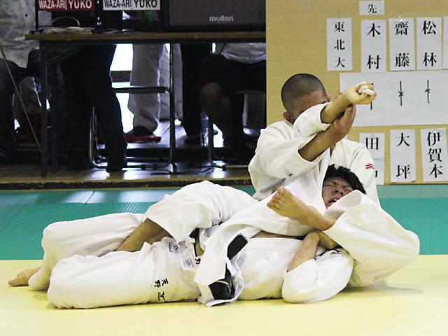 決勝 大阪大学vs東北大学�J