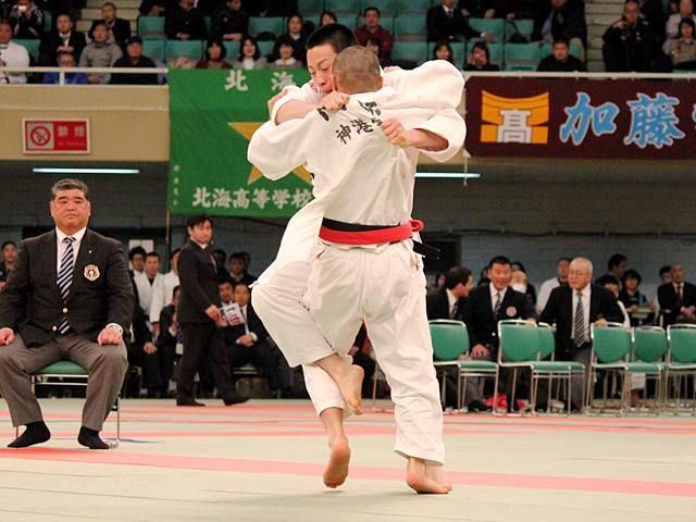 男子73kg級決勝 阿部一二三 vs 古賀颯人�@