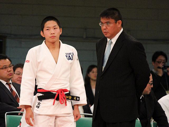 男子60kg級決勝_古賀玄暉vs菅原大斗�@