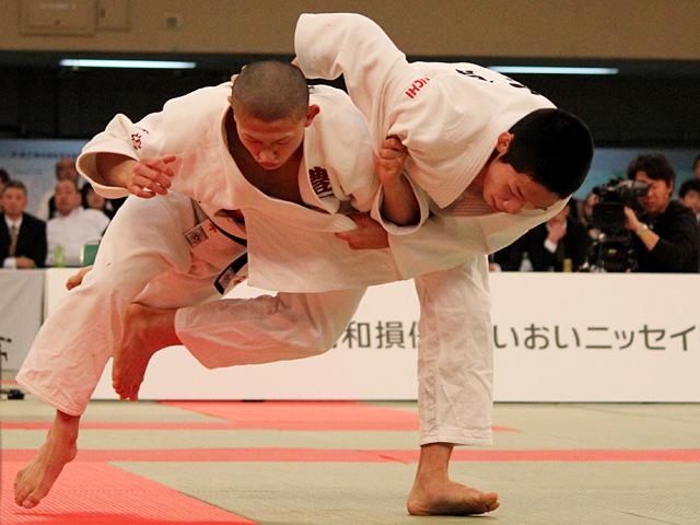 60kg級 古賀玄暉 vs 菅原大斗
