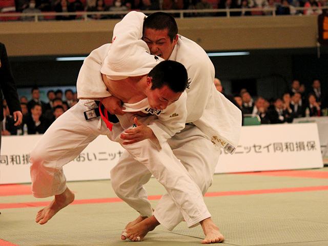 男子73kg級決勝_立川新vs古賀颯人�B