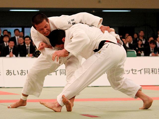 男子73kg級決勝_立川新vs古賀颯人�C