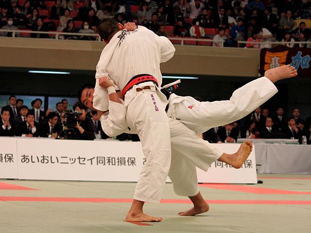 男子81kg決勝_藤原崇太郎vs笠原大雅�B