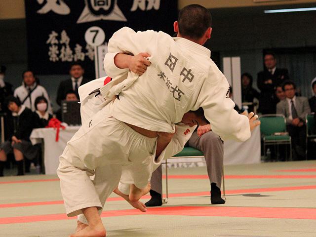 男子90kg決勝_田嶋剛希vs田中英二朗�A
