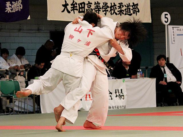 桐蔭学園高校 vs 柳ヶ浦高校