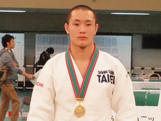 男子73kg級優勝 渡邊神威