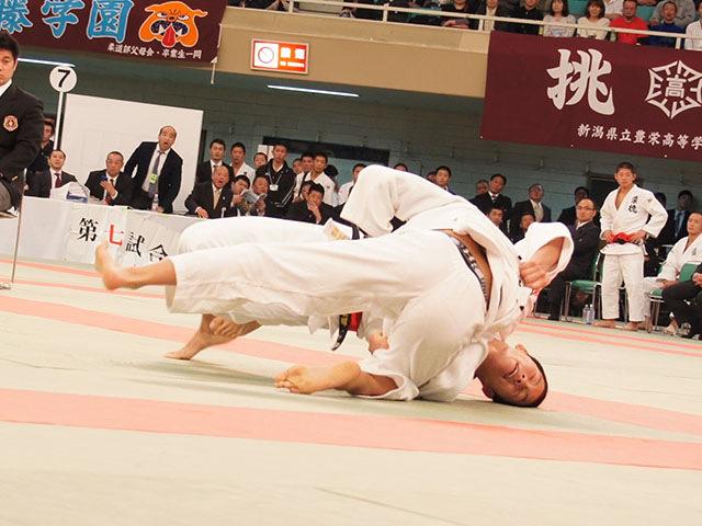 男子60kg級決勝 市川龍之介vs古賀玄暉�B